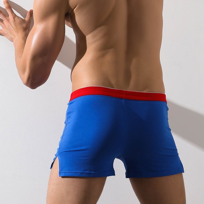 Hight quality cotton underwear Men Boxer Shorts sexy gay Underwear Casual boxers trunks Sleepwear men shorts size XXL