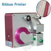 Digital Ribbon Printer Digital Satin Printing Machine Hot Stamping Foil Printer DC PD32