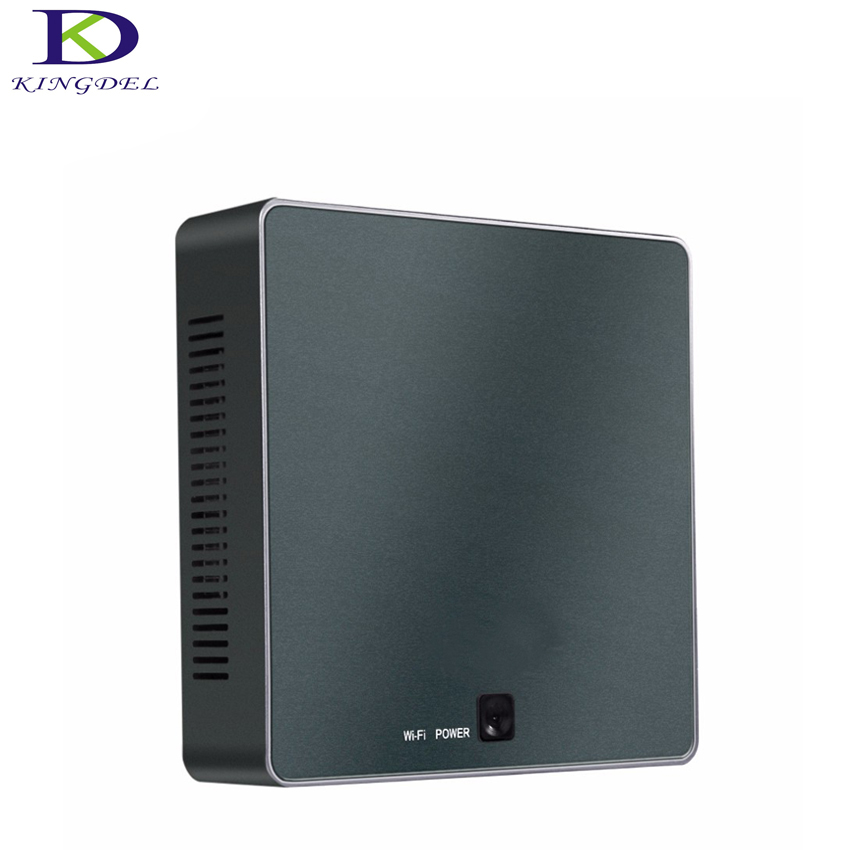 Kingdel New Arrive Core i7 7500U Mini PC Intel HD Graphics 620 Max 3 5GHz Nettop