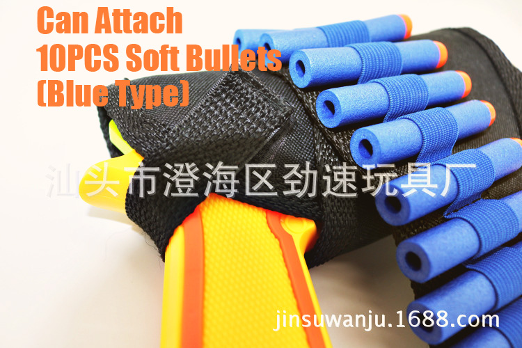 Toy Gun Pistol bag For Nerf Gun Orbeez Gun Can hold paintball soft bullet  Outdoor game equipment professional player in arena-in Toy Guns from Toys  ...