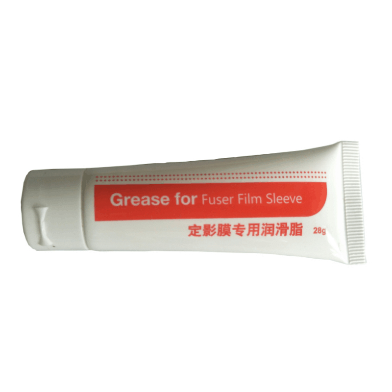 28G High temperature resistant Silicone oil Printer Gear Silicone Grease Fuser Lubricant /Fuser Film Silicone Grease original new for hp g8010 for molykote g 8010 fuser grease fuser oil silicone grease 20g on metal fuser film best quality grease