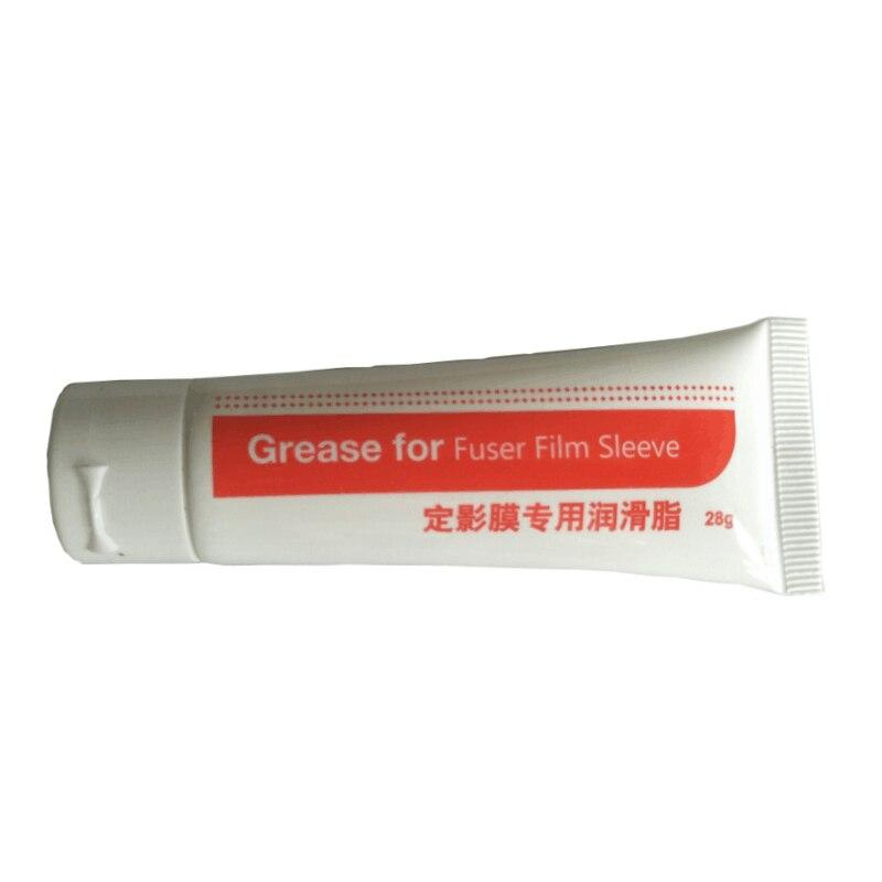 28G High temperature resistant Silicone oil Printer Gear Silicone Grease Fuser Lubricant /Fuser Film Silicone Grease цена