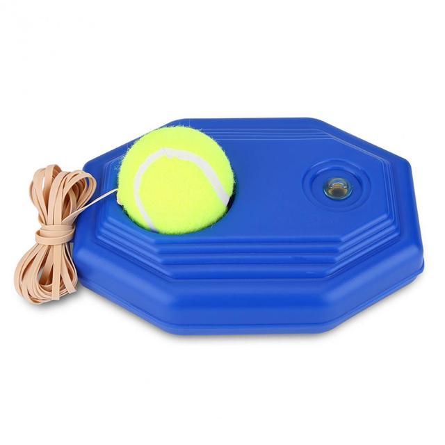 Prémio Autodidactismo Prática Bola De Treinamento De Tênis Treinador Bola  de Tênis Com a Repercussão de 412e21e83d1b1