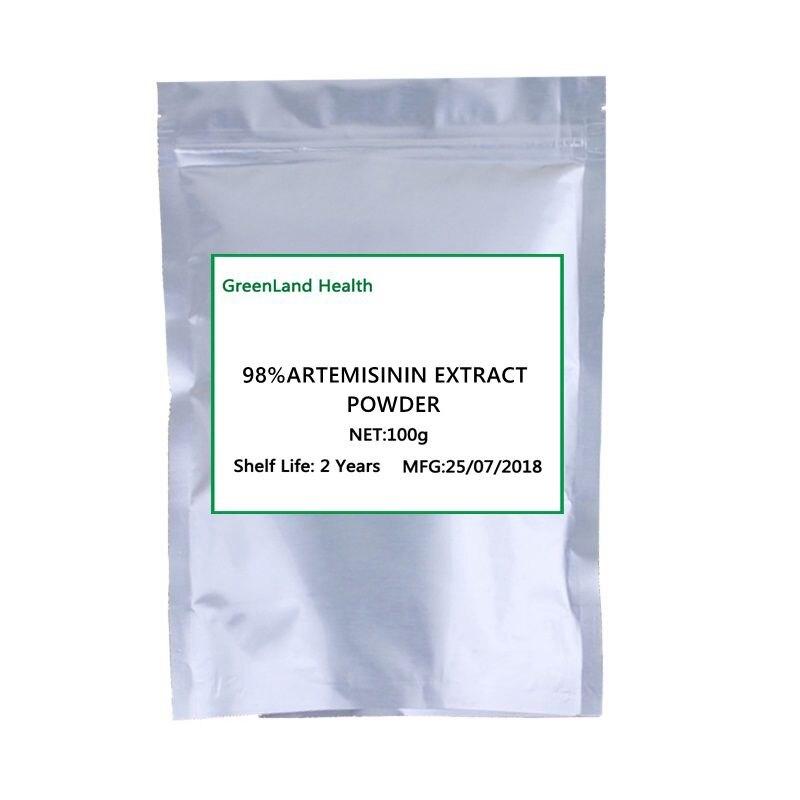 Hot Selling 98% Artemisinin Extract Powder,Health, Longevity, hot sale brassica oleracea broccoli extract powder