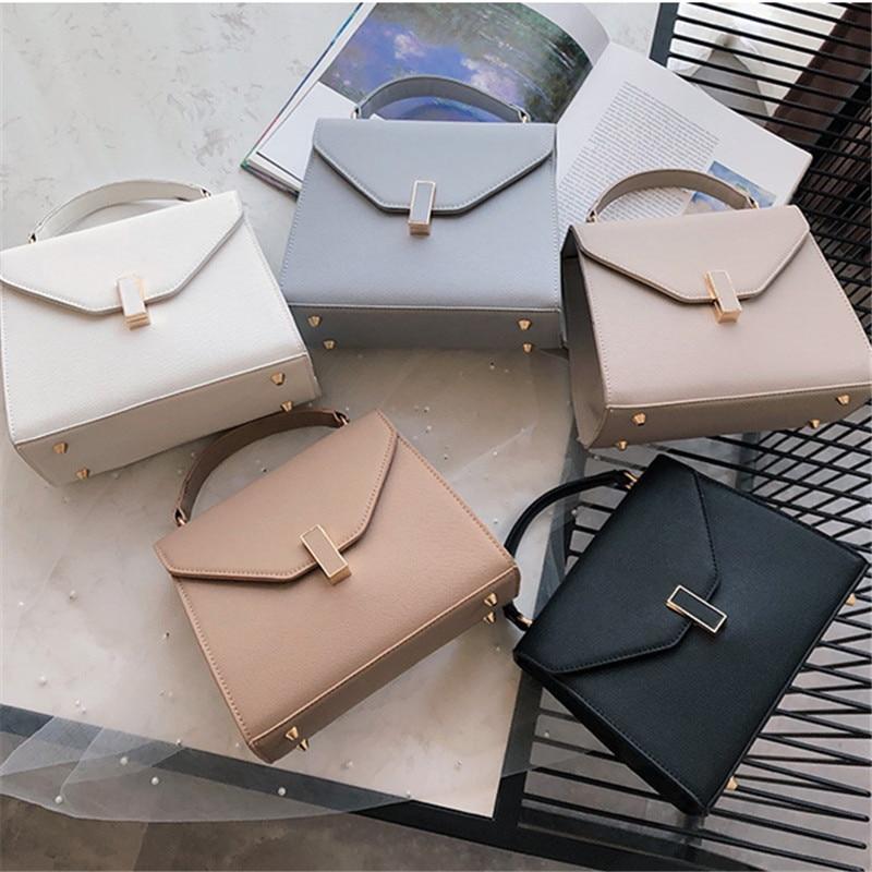Brand Originality Design Luxury Women Messenger Bags Woman Bag 2019 Leather Shoulder Bags Tote Bag Women's Fashion Handbag