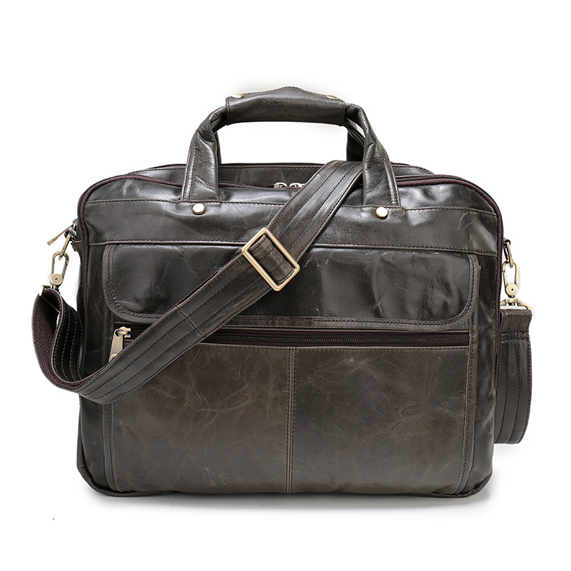 Compare Prices on Men Leather Satchel Bags- Online Shopping/Buy ...