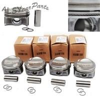 KEOGHS OEM 06H 107 065 CP Big Wave Modified Piston Ring & Piston Kit For VW Passat Golf MK6 Audi A4 1.8TFSI 06H198151C Pin 21mm