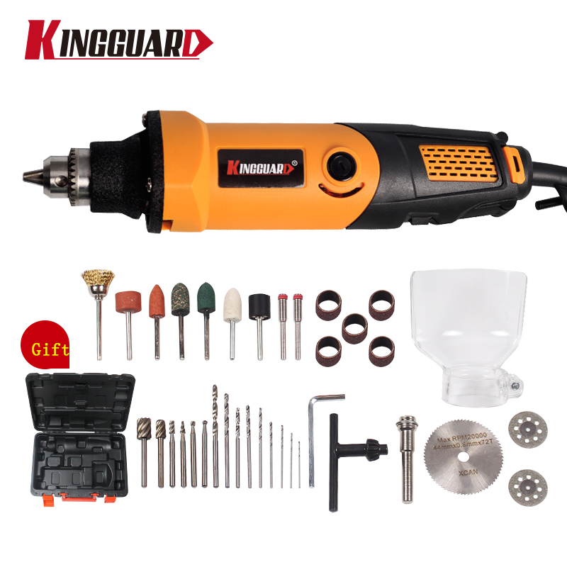 цена на 400W Mini Electric Drill with 6 Position Variable Speed Dremel style Rotary Tools Mini Grinder Grinding Machine