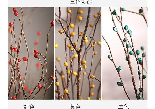 5 Pcs Decoratif Seche Arbre Branches D Arbres Sechees Branches De