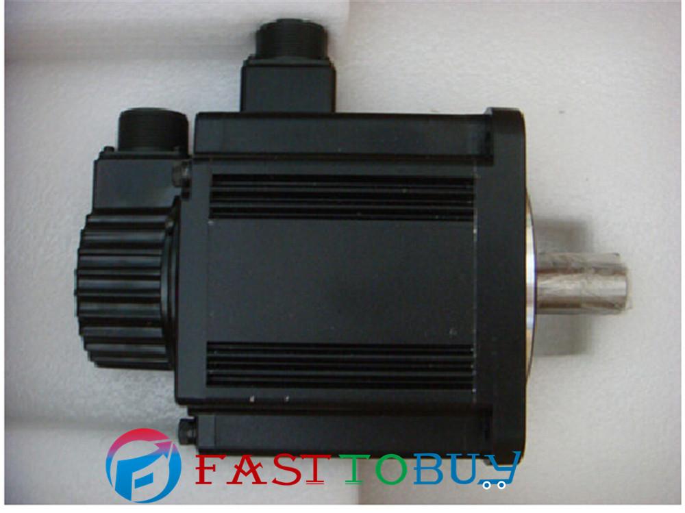 ECMA-L11845RS Delta AC Servo Motor 400V 4.5KW 28.65NM 1500r/min 180mm Keyway new original yaskawa 7 200v 1 3kw 8 34nm 1500r min ac rotary servo motor sgm7g 13a7c61