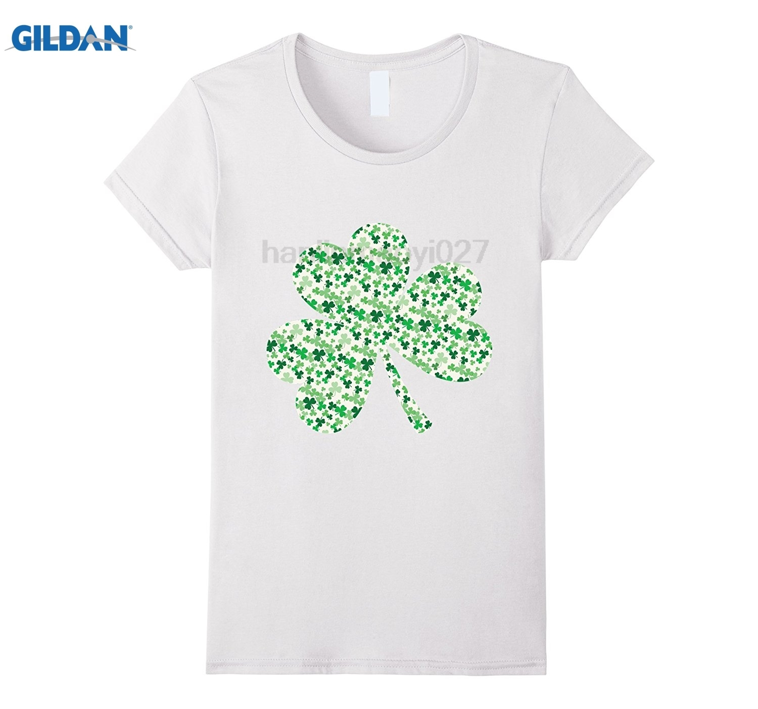 GILDAN Shamrock T Shirt - Saint Patricks Day ...