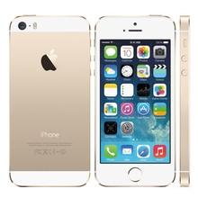 "Original iphone 5s desbloqueado apple iphone 5s smartphone 4.0 ""640x1136px A7 Dual Core 16 GB 32 GB ROM IOS 9 3G WIFI 8MP 1560 mAh Utilizado"