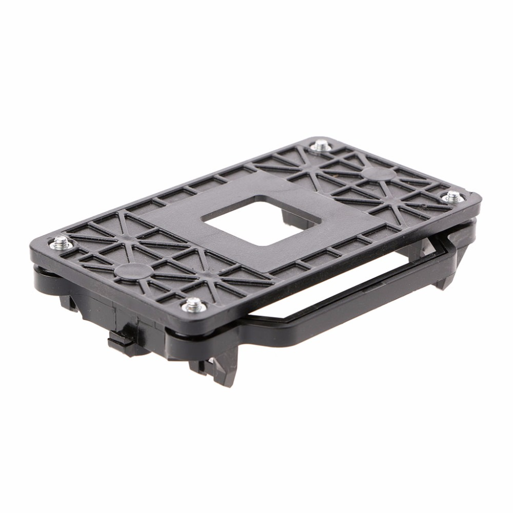 CPU Radiator Fan Base Holder Computer Desktop Mainboard Bracket For AMD 940/AM2 thermalright le grand macho rt computer coolers amd intel cpu heatsink radiatorlga 775 2011 1366 am3 am4 fm2 fm1 coolers fan