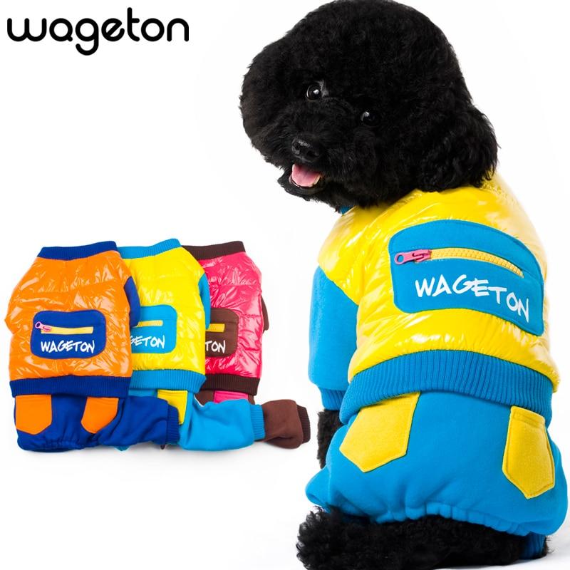Hot Fashion Dog WAGETON Jumpsuit nagykereskedelmi és kiskereskedelmi - Pet termékek