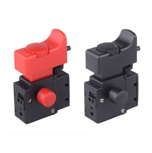 electric tool switchgear general doctor 2 generation speed control electric drill cutting machine blower switch wholesale electric drill tool charge speed controller switch replacement 7 2 24vdc 12a