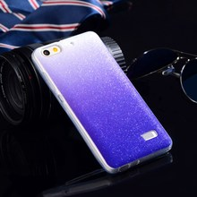 Coque For Honor 4C Silicon Glitter Cover For Huawei 4C C8818 Luxury Phone Soft TPU Plastic Case Fundas For Huawei G Play Mini