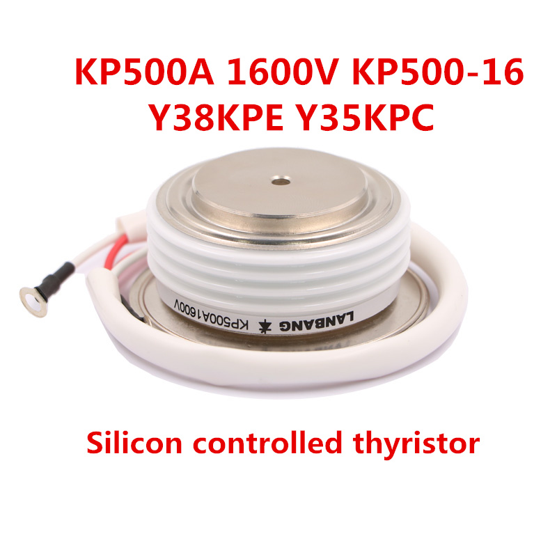 Fast Free Ship Triode Thyristors for General Purpose KP500A 1600V KP500 16 Y38KPE Y35KPC Silicon controlled
