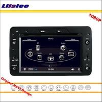 Liislee For Alfa Romeo 159 2005 Car Stereo Radio CD DVD Player GPS Navi Navigation 1080P HD Screen System Original NAVI Design