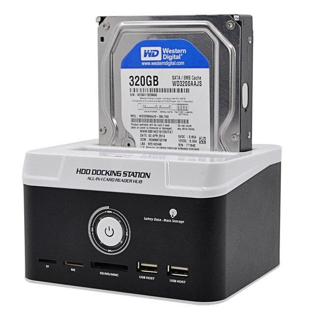 how to plug a sata hard drive