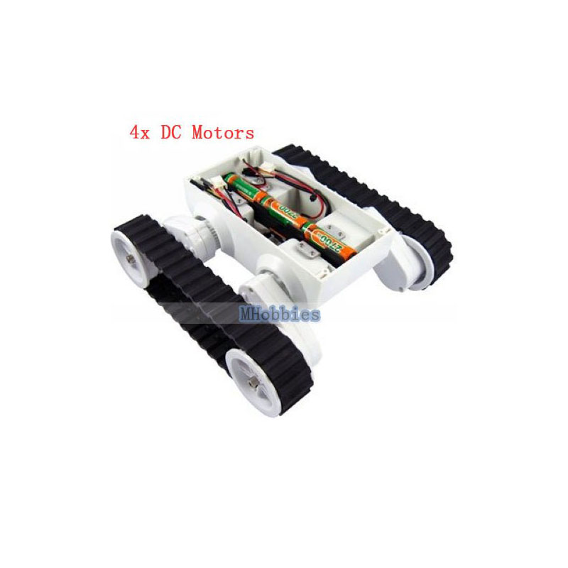 Free shipping Rover 5 chassis 4WD tank chassis without 4 quadrature encoder free shipping roland sp540 encoder strip sensor