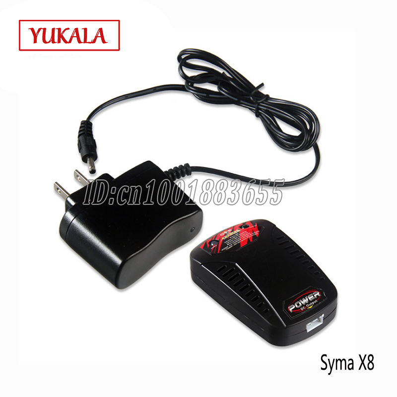Free shipping 100%original Syma X8C X8W X8G X8HC X8HW X8HG X6 charger RC Drone Quadcopter 7.4 V charging tools