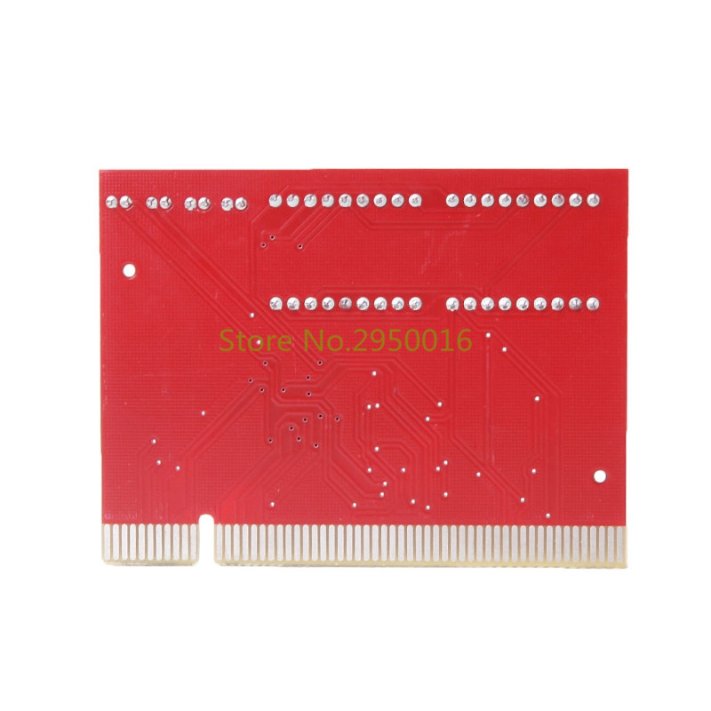 New Computer Analysis PCI POST Card Motherboard LED 4-Digit Diagnostic Test PC Analyzer Network Repair Tool Kit C26 3
