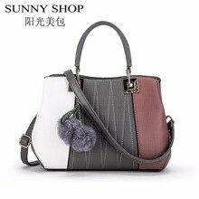 Sunny shop designer-handtaschen hohe qualität frauen taschen 2017 luxus tasche frauen berühmte marken casual tote schulter messenger bags