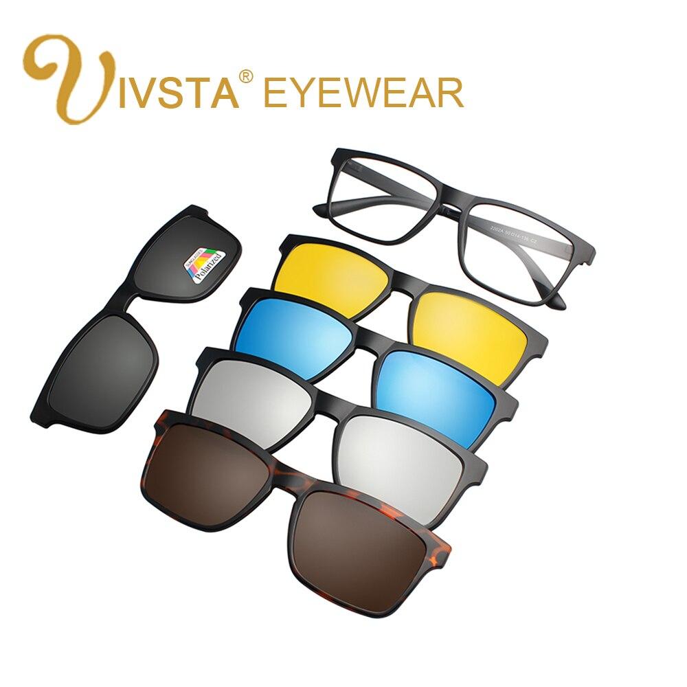 Aliexpress.com : IVSTA Neue Klipp Auf Sonnenbrille Männer ...