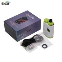100 Original Eleaf IKonn Total Kit With Ello Mini XL Tank 5 5ml 2ml 50W IKonn