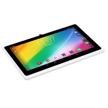 2016 Original iRULU expro X1 7» Tablet Android 4.4 1024*600 HD Screen 8GB ROM Quad Core Dual Cameras WiFi Games W/Earthphone