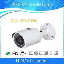 Free Shipping DAHUA Original English Security Camera CCTV 2M 1080P Water-proof HDCVI IR Bullet Camera without Logo HAC-HFW1200S