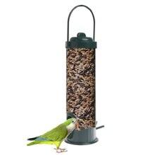 Пластиковая Удобная кормушка для домашних животных, садовая подвесная присоска, автоматическая кормушка для птиц, сельскохозяйственное оборудование, Outdoo