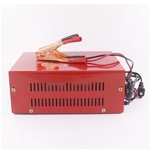 Image 2 - Große Power 12V 24V Intelligente Batterie Ladegerät für Automotive Motorrad Boot Gabelstapler Lkw Blei Säure Wartung freie Batterien