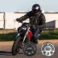 "7 ""LED Chrome Daymaker Projetor Farol Para Harley Davidson Touring"