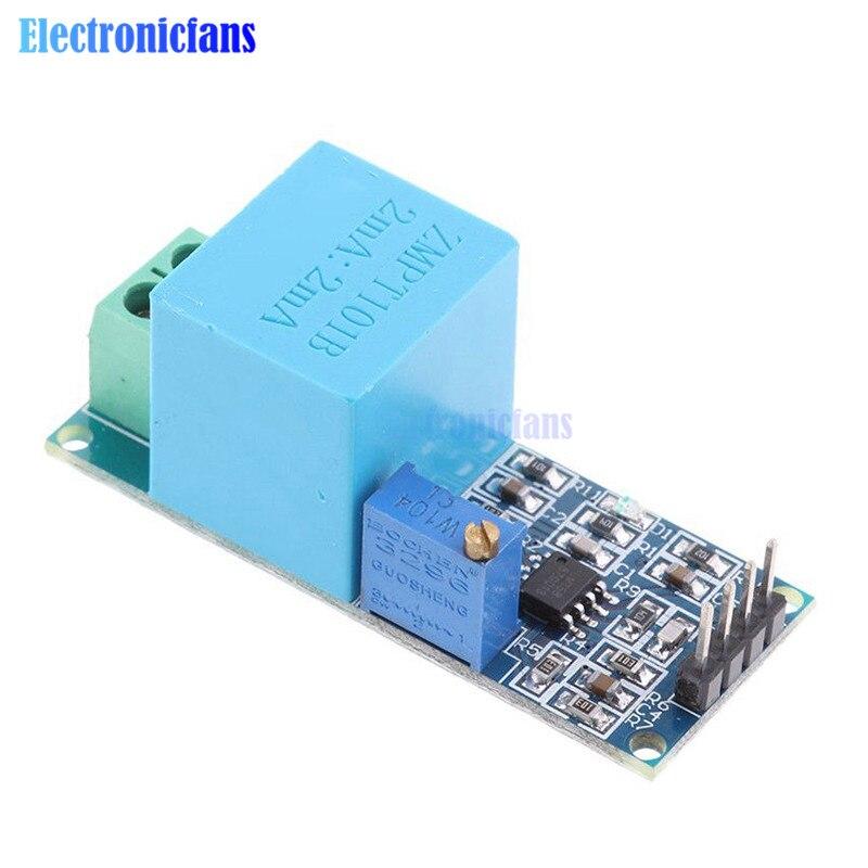 2PCS Active Single Phase Voltage Transformer AC Output Voltage Sensor Mega NEW