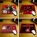Super Meat Boy Mouse Pad Size 18*22cm and 25*29cm Mouse Mats