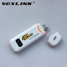 VOXLINK Unlocked 4G USB WIFI Modem FDD B1 B3 B5 Wireless 4G Data card Mobile Broadband