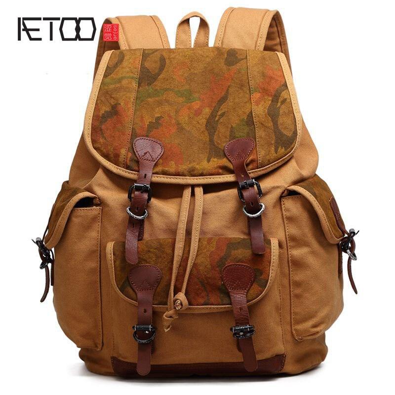 Nouveau sac à bandoulière en toile sac à bandoulière en coton et lin