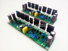 Assembled L15 2-Channels MOSFET Stero Audio Power Amplifier Board DIY IRFP240 IRFP9240 Field effect Tube AMP