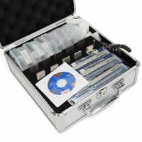 正直 10 種類の自動鍵屋ツール車のキー鋳型キープロファイル複製成形工具セット