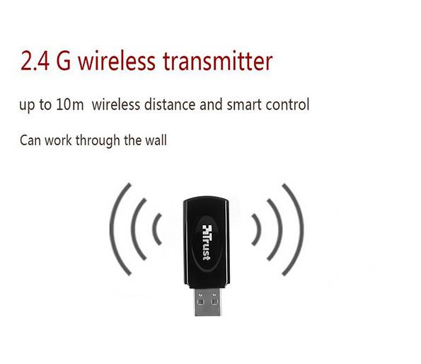 2.4G transmitter