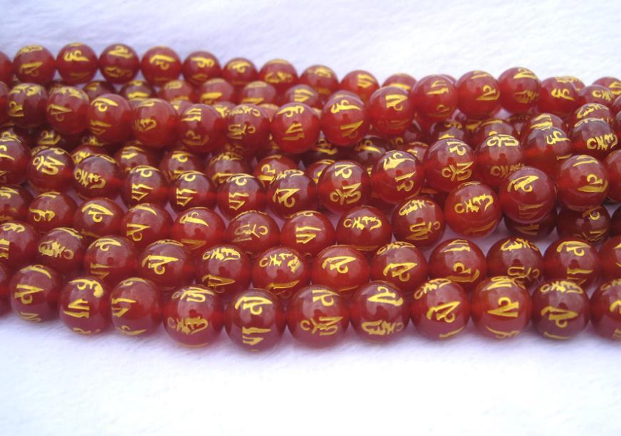 de Madera Redondo Cara y cejas suelta espaciador perlas joyería artesanal 18mm 20 un