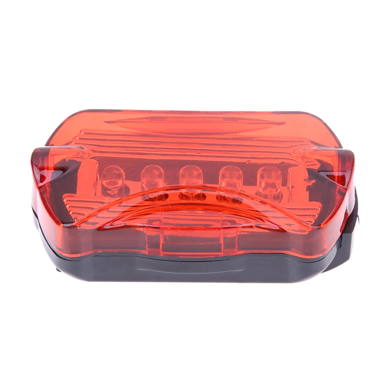 Super Bright Bicycle LED Rear Light Lamp Tail Back Light Mountain MTB 6 Flash Modes Waterproof Bicycle Lights Bike Accessories