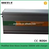 MKM5000 481G C modified sine wave inverter 48vdc to 110vac inverter 5kw power inverter 5000 watt rechargeable power inverter