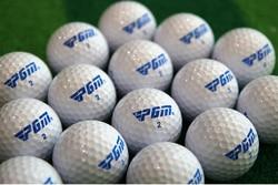 Высококачественные Новые мячи для гольфа, два/три слоя, тренировочный мяч, двойной слой, мяч на большие расстояния, Спорт на открытом воздух...