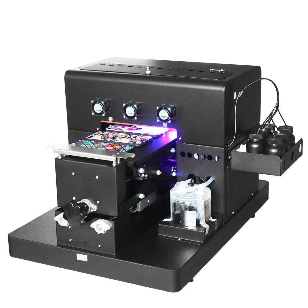 Mini A4 formato UV spausdintuvas su LED plokščiaekraniu - Biuro elektronika - Nuotrauka 2