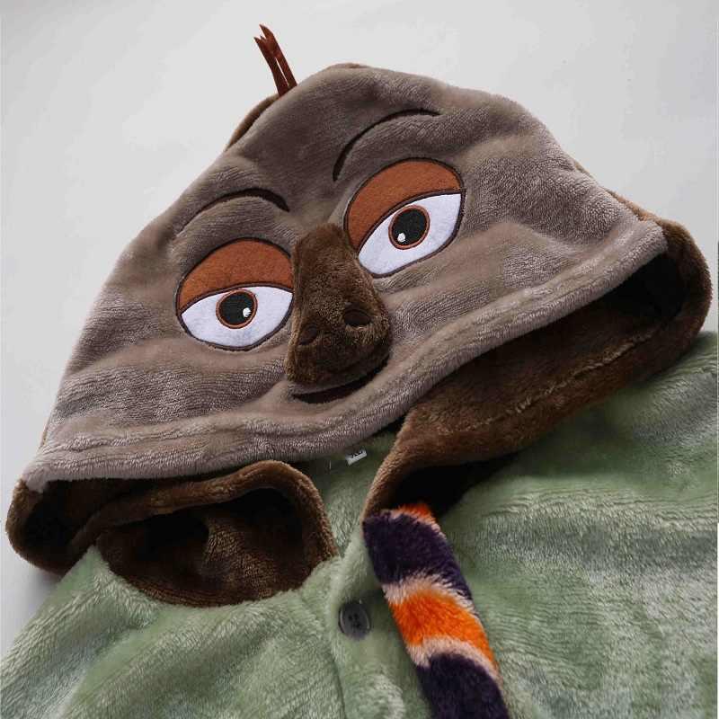 Ленивец из «Зверополиса» Flash Кигуруми для мужчин зимние Flnannel одна деталь Onesie для рождественской вечеринки комбинезоны комбинезон для взрослых Pijama Hombre