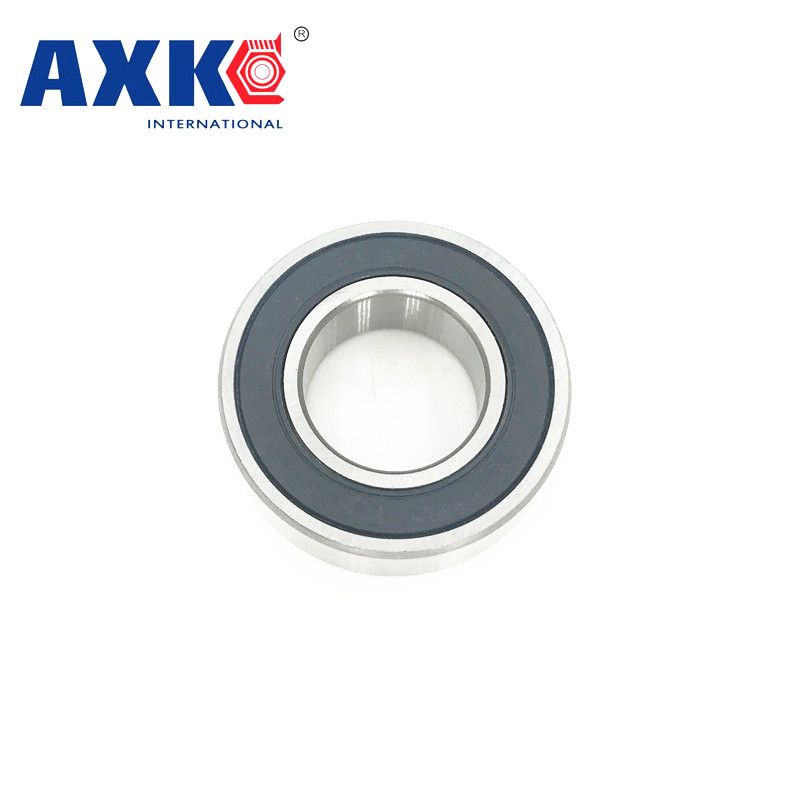6206rs Bearing Abec-3 (1 Pcs) 30x62x16 Mm Deep Groove 6206-2rs Ball Bearings 6206rz 180206 Rz Rs 6206 2rs Emq Quality 4pcs free shipping double rubber sealing cover deep groove ball bearing 6206 2rs 30 62 16 mm