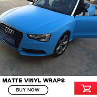20M 30M Lot Light Blue Sticker For Car Wrapping Vinyl Wrap For Any Vehicle With Air