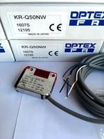 ブランド新オリジナル本物日本 optex 電スイッチ KR Q50N KR Q50P KR Q50NW 光電センサー -
